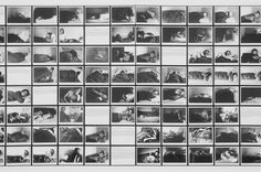 "Sophie Calle, ""Les Dormeurs (The Sleepers)"" (1979): The artist asked friends to sleep in her bed in eight hour shifts. She documented their stay and noted ""important"" aspects of their visit, as well as what they ate that day."