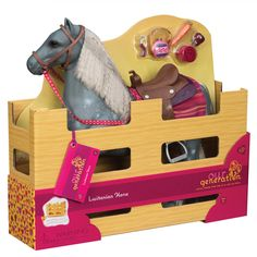 Our Generation Lusitanian Horse