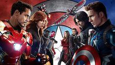 Watch Captain America: Civil War (2016) Full Movie Online