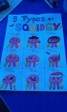 Squidgy of mice  men