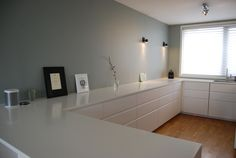 Ikea voxtorp corian minty breeze