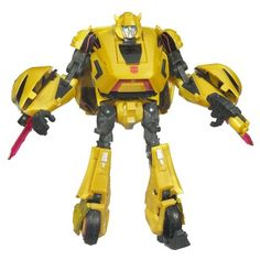 ($24.37) Transformers Deluxe Movie Collection 2 - Cybertronian Bumblebee   From Transformers