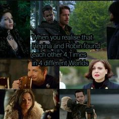 And hopefully one day, one world, they'll be able to be together for good. #OutlawQueen
