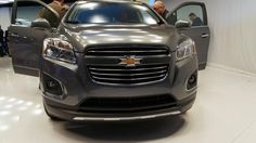 2015 Chevrolet Trax: Preview  - CNET
