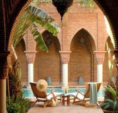 La Sultana located in Marrakesh.
