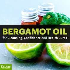 Bergamot oil uses