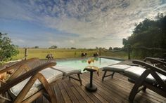 Safari Vacation Packages including accommodation in Botswana, Chobe National Park & Linyanti Swamps at Lebala Camp Safari Lodge - find out more here Chobe National Park, National Parks, Delta De L'okavango, Camping Set, Plunge Pool, African Safari, Vacation Packages, Belle Photo, Garden Bridge