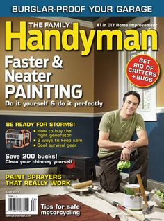 Toilet repair diy projects the family handyman ideas 4 house handyman magazine has great articles and tips on diy projects around the house for less than solutioingenieria Gallery