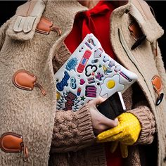 It's All In The Details!   via The Sartorialist