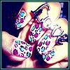 Leopard Print Nails, Jewelry, Jewlery, Jewerly, Schmuck, Jewels, Jewelery, Fine Jewelry, Jewel