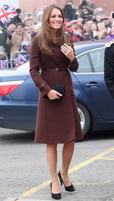 Kate Middleton's Style Evolution
