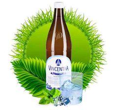 Элитная минеральная вода Vincentka