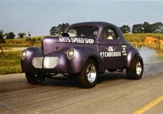 "Willys coupe ""This is an awesome looking drag car!"""