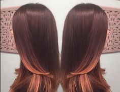 From updated balayage and rose gold to new forms of metallic hair, we asked top hairstylists to weigh in on the most popular hair color trends for 2018 Hair Color Trends, Hair Color 2017, Ombre Hair Color, Cool Hair Color, Hair Trends, Auburn, Bobs, Fall Hair Color For Brunettes, Brunette Color