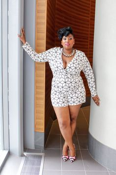 Fab Four Fashion: Caribana #fabfourfashion #plussizedresses #plussizerompers