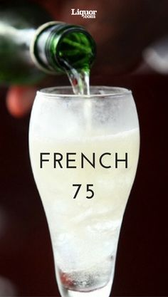 Feeling a little parched during brunch? The French 75 is a sparkling cocktail that's perfect before, during and after your egg and bacon sandwich. And with the option of rum or gin, this is one classic you'll want to rediscover again and again.