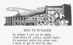 Bed in Summer Sheldon 1 #summer