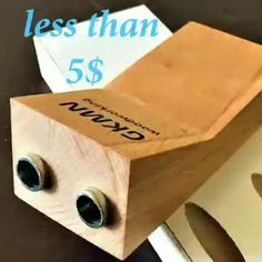 Woodworking Jig Plans, Carpentry Tools, Woodworking Techniques, Easy Woodworking Projects, Diy Wood Projects, Woodworking Furniture, Homemade Tools, Diy Tools, Wood Joints