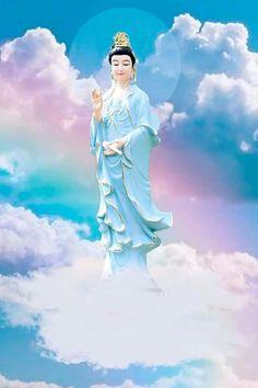 Chinese Buddha, Guanyin, Divine Feminine, Buddhism, Holi, Legends, Heaven, Earth, Fantasy