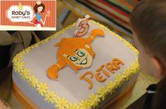 Pipi calzelunghe cake