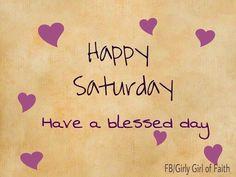 Happy Saturday 2/13/16