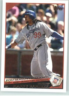 2009 Topps #326 Manny Ramirez HL - Los Angeles Dodgers (Highlights) (Baseball Cards) by Topps. $1.09. 2009 Topps #326 Manny Ramirez HL - Los Angeles Dodgers (Highlights) (Baseball Cards)