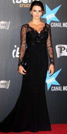 #Penelope Cruz. Se inspirou? Compartilhe!   Vai casar? Crie sua lista em: www.pontofrio.com.br/listapinterest