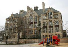 Fourth Street School Milwaukee WI