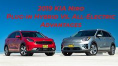 2019 KIA Niro Plug-in Hybrid vs. All-electric Comparisons Group Work, Plugs, How To Find Out, Electric, Gauges