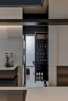 Interieur Maddens   Roeselare, Kaaistraat 60, maatwerk, interieurinrichting, interieurvormgeving, interieur   Concept keuken