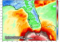 If the storm reaches its full potential, it could be one of the worst in Florida's history.