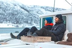 Arctic Fjord Sailing Tromsø - Come join us on a spacious catamaran with a small group to witness marine life and try fishing in the Arctic. Pukka, Tromso, Catamaran, Marine Life, Arctic, Eagles, Norway, Safari, Sailing