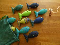 Magnetic fishing game for Kids Jogo de Pesca magnético para crianças by A Naïf