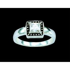 Crystal Buckle Set Ring By Montana Silversmiths At Country Outers Style Pinterest Outer And Crystals