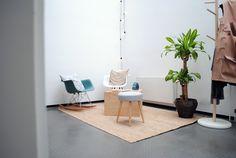 Fitnessstudio Köln, Einrichtung, Interior, Industrial chic, Loft, James Chair
