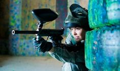 Groupon - One Hour of Indoor Paintball for One, Two, or Four & Unlimited Ammo at Hardcore Paintball Arena (Up to 51% Off) in Martinsville. Groupon deal price: $18