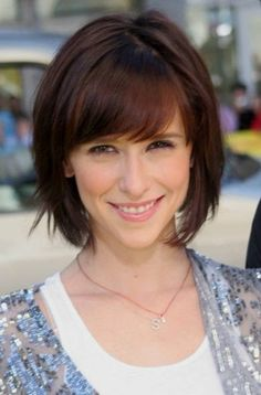 Cute Short Bob Hairstyle for Diamond Face Shapes - Hairstyles 2014 by earline