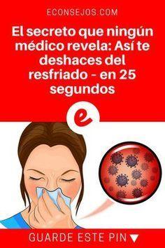 Congestión nasal remedios | El secreto que ningún médico revela: Así te deshaces del resfriado – en 25 segundos | El secreto que ningún médico revela: Así te deshaces del resfriado – en 25 segundos.