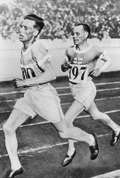 Ville Ritola At the 1924 Paris Olympics, Ritola put on an incredible performance, winning four gold medals and two silver medals. Us Olympics, Summer Olympics, Running Track, Running Man, Olympic Team, Olympic Games, History Of Finland, Long Distance Running, Star Wars
