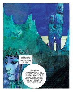 Sharaz-de: Tales from the Arabian Nights. - Book Graphics