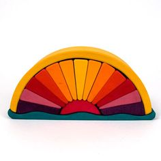 Sunray Arch Stacking Toy