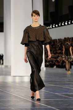 Chanel Spring '13...love this jacket....