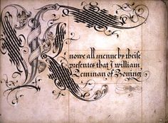 manuscrit Newberry Library (Wing MS ZW 545 .S431)