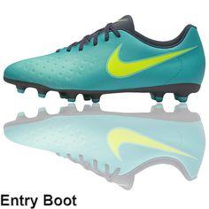 The Football Nation Ltd - Nike Magista Ola II Boots (FG - Teal/Jade/Volt), £39.99 (http://www.thefootballnation.co.uk/nike-magista-ola-ii-mens-football-boots-fg-teal-jade-volt/)