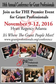 Discounted rates only valid through for the Grant Professionals Association's Annual Conference. Register today at Professional Association, Grant Writing, Conference, Infographic, Business, Infographics, Store, Business Illustration, Info Graphics