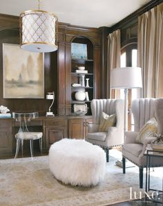Transitional Abode With a Muted Palette | LuxeSource | Luxe Magazine - The Luxury Home Redefined
