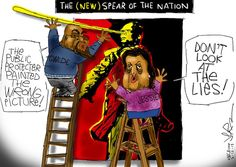 The (New) Spear of the Nation