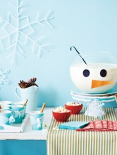 Great winter party ideas!