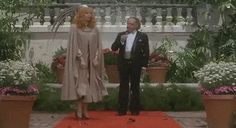 Hot GIF fashion swag fabulous cape troop beverly hills shelley long