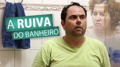 A RUIVA DO BANHEIRO (Humor e Espiritismo)